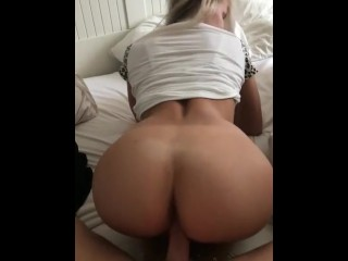 Cute college girl fucked hard
