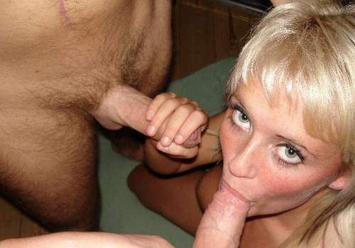 Amateur wife sharing gang bang
