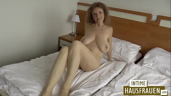 mature solo in white high heels