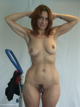 mature fit nude women